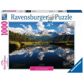 Puzzle 1000 db - Talent Collection Montagna