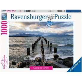 Puzzle 1000 db - Talent Collection Puerto Natales, Chile