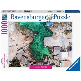 Puzzle 1000 db - Talent Collection Calo de Sant Augusti