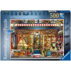 Puzzle 500 db - Antikvitások és ritkaságok