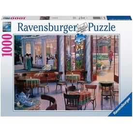 Puzzle 1000 db - Kávéházi találka
