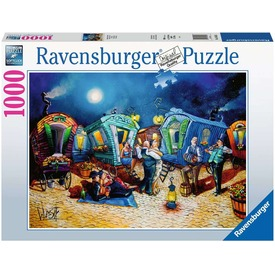 Puzzle 1000 db - After party