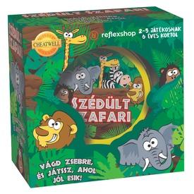 Szédült szafari társasjáték Itt egy ajánlat található, a bővebben gombra kattintva, további információkat talál a termékről.
