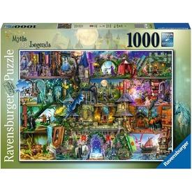 Puzzle 1000 db - Mítoszok és Legendák