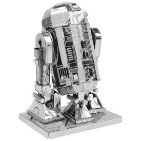 Metal Earth Star Wars R2-D2 droid modell