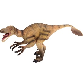 Velociraptor dinoszaurusz figura - 30 cm