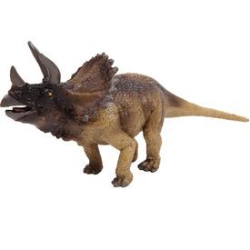 Triceratops dinoszaurusz figura - 21 cm