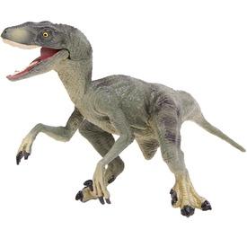 Velociraptor dinoszaurusz figura - 17 cm