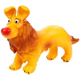 Kutya műanyag figura - 23 cm