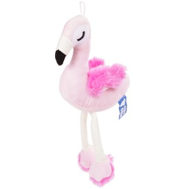 Flamingó plüssfigura - 23 cm