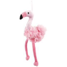 Flamingó plüssfigura - 29 cm