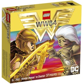LEGO® Super Heroes Wonder Woman™ vs Cheetah 76157