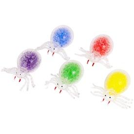 Slime pók, több szín, 8 cm