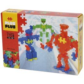 PlusPlus építőjáték - Robotok 170 db