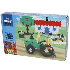 PlusPlus tanya 480 darabos építőjáték