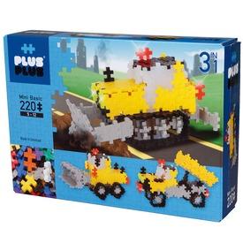 PlusPlus építőjáték - útépítés 220 db