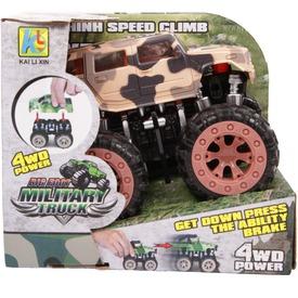 Military Truck terepjáró - 11 cm, többféle