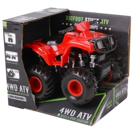 Bigfoot Stunt ATV motor - 13 cm, többféle
