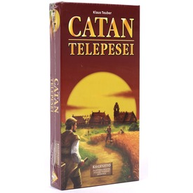 Catan telepesei: Kiegészítő 5-6 főre Itt egy ajánlat található, a bővebben gombra kattintva, további információkat talál a termékről.