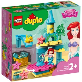 LEGO® DUPLO PRINCESS™ Ariel víz alatti kastélya 10922