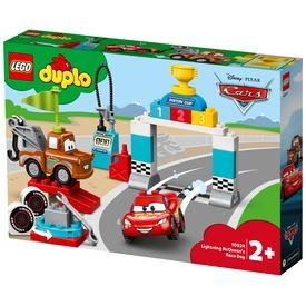 LEGO® DUPLO Cars™ Villám McQueen versenyének napja 10924