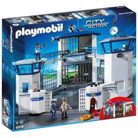 Playmobil Rendőr főkapitányság 6919
