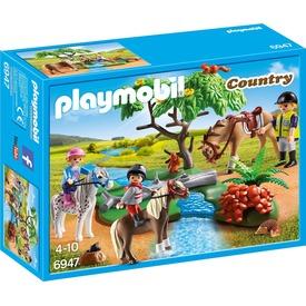 Playmobil Lovaglás a terepen 6947