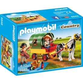 Playmobil Piknik lófogaton készlet 6948