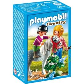 Playmobil Pónilovaglás készlet 6950