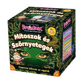 BrainBox - Mítoszok és szörnyetegek társasjáték Itt egy ajánlat található, a bővebben gombra kattintva, további információkat talál a termékről.