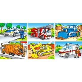Járművek 6 darabos mesekocka Itt egy ajánlat található, a bővebben gombra kattintva, további információkat talál a termékről.