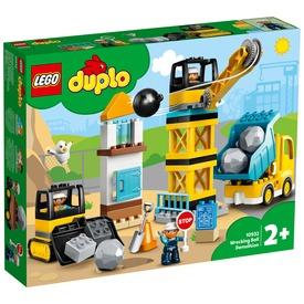 LEGO® DUPLO TOWN Bontógolyó 10932