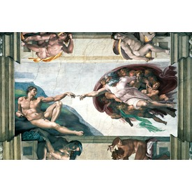 Michelangelo: Teremtés 5000 darabos puzzle Itt egy ajánlat található, a bővebben gombra kattintva, további információkat talál a termékről.