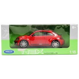 Volkswagen New Beetle autómodell - 1:18 Itt egy ajánlat található, a bővebben gombra kattintva, további információkat talál a termékről.