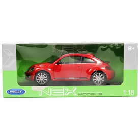 Volkswagen New Beetle autómodell - 1:18