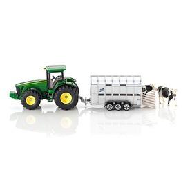 SIKU: John Deere 8430 állatszállító traktor 1:50 - 1956 Itt egy ajánlat található, a bővebben gombra kattintva, további információkat talál a termékről.