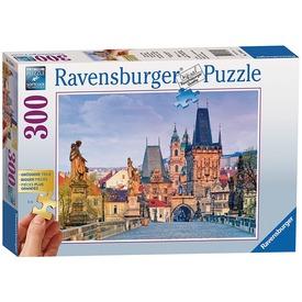 Prága szépségei 300 darabos XXL puzzle