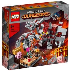 LEGO® Minecraft™ A Vöröskő csata 21163