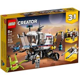 LEGO® Creator Kutató űrterepjáró 31107