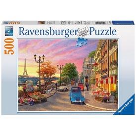 Párizsi este 500 darabos puzzle