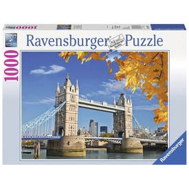 Puzzle 1000 db - Tower híd