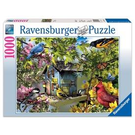 Madarak paradicsoma 1000 darabos puzzle