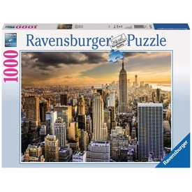 Puzzle 1000 db - A nagy New York