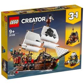 LEGO® Creator Kalózhajó 31109