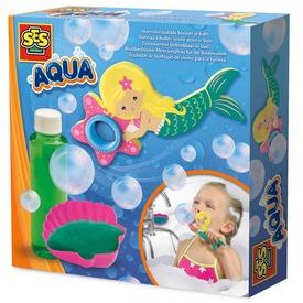 Hableány buborékfújó fürdőjáték készlet