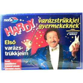 Hardy varázstrükkjei Itt egy ajánlat található, a bővebben gombra kattintva, további információkat talál a termékről.