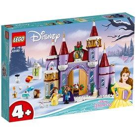 LEGO® Disney Princess Belle téli ünnepsége 43180