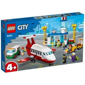 LEGO® City Airport Központi Repülőtér 60261