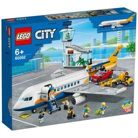 LEGO® City Airport Utasszállító repülőgép 60262