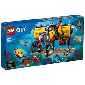 LEGO® City Oceans Óceánkutató bázis 60265